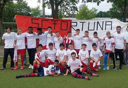 Fortuna Köln Homepage